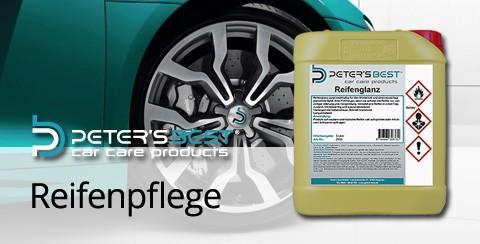 schützende Reifenpflege
